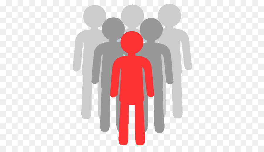 Holding Hands People Clipart Leadership Red People Transparent Clip Art