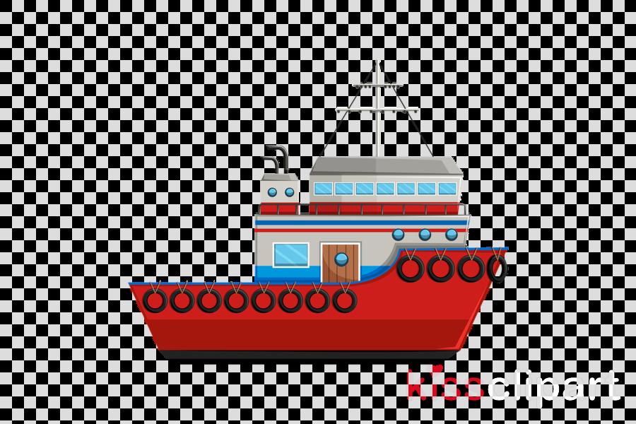 Ship Cartoon