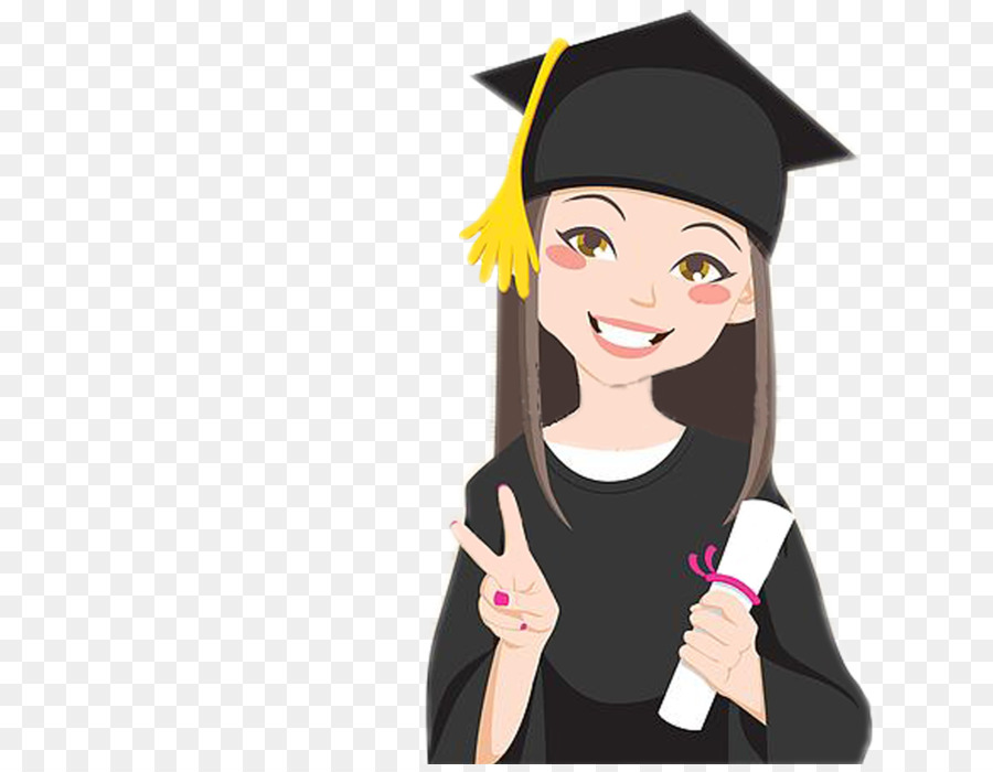 graduation cartoon clipart Graduation ceremony Graduate University