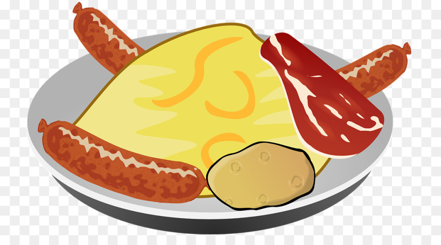 Junk Food Cartoon
