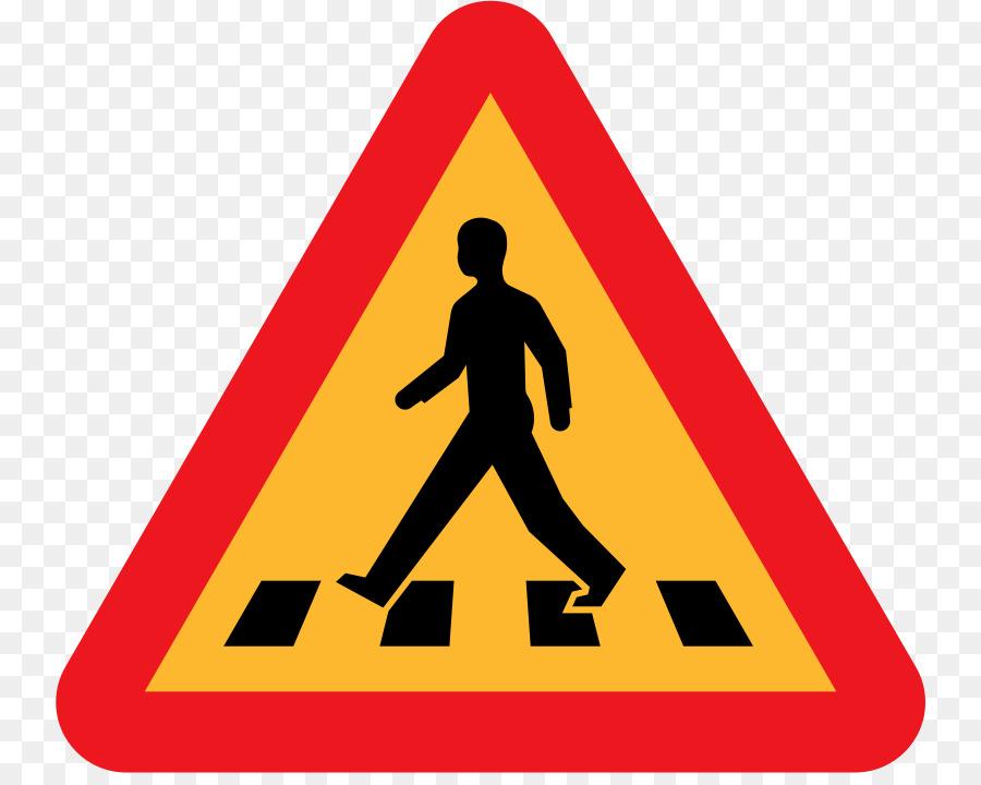 pedestrian crossing sign clipart Pedestrian crossing Zebra crossing Traffic sign