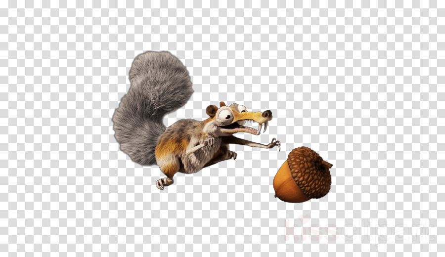 Scratte Sid Squirrel Ice Age