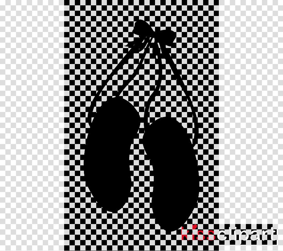 Clip art Shoe Line Black M