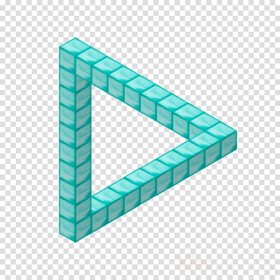 Neon Triangle clipart - Religion, transparent clip art