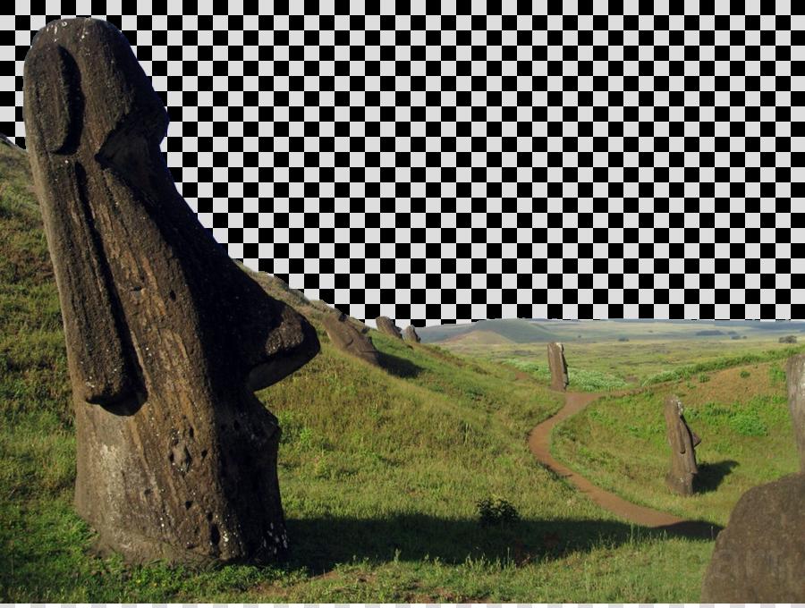 Desktop Wallpaper Moai Landscape Display resolution Widescreen