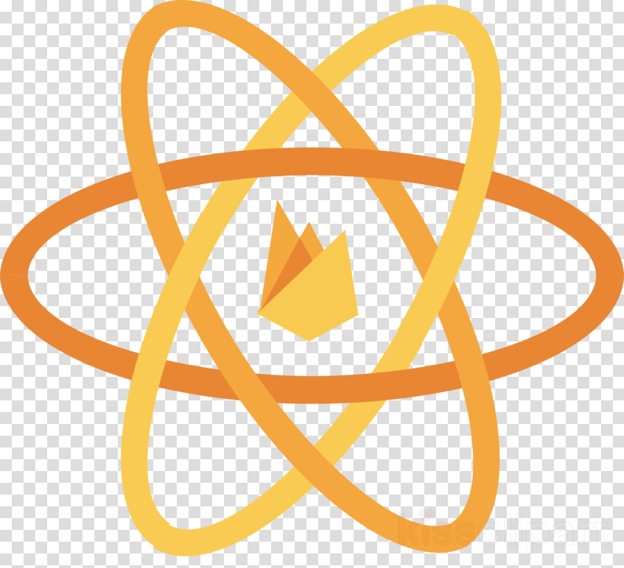 React, React Native, Firebase, transparent png image