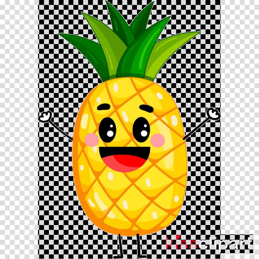 Pixel Art Smiley Clipart Fruit Nut Transparent Clip Art