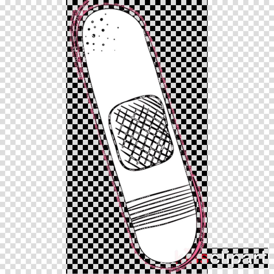 Product design Line Art Shoe
