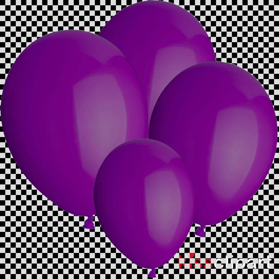 Balloon Purple Heart