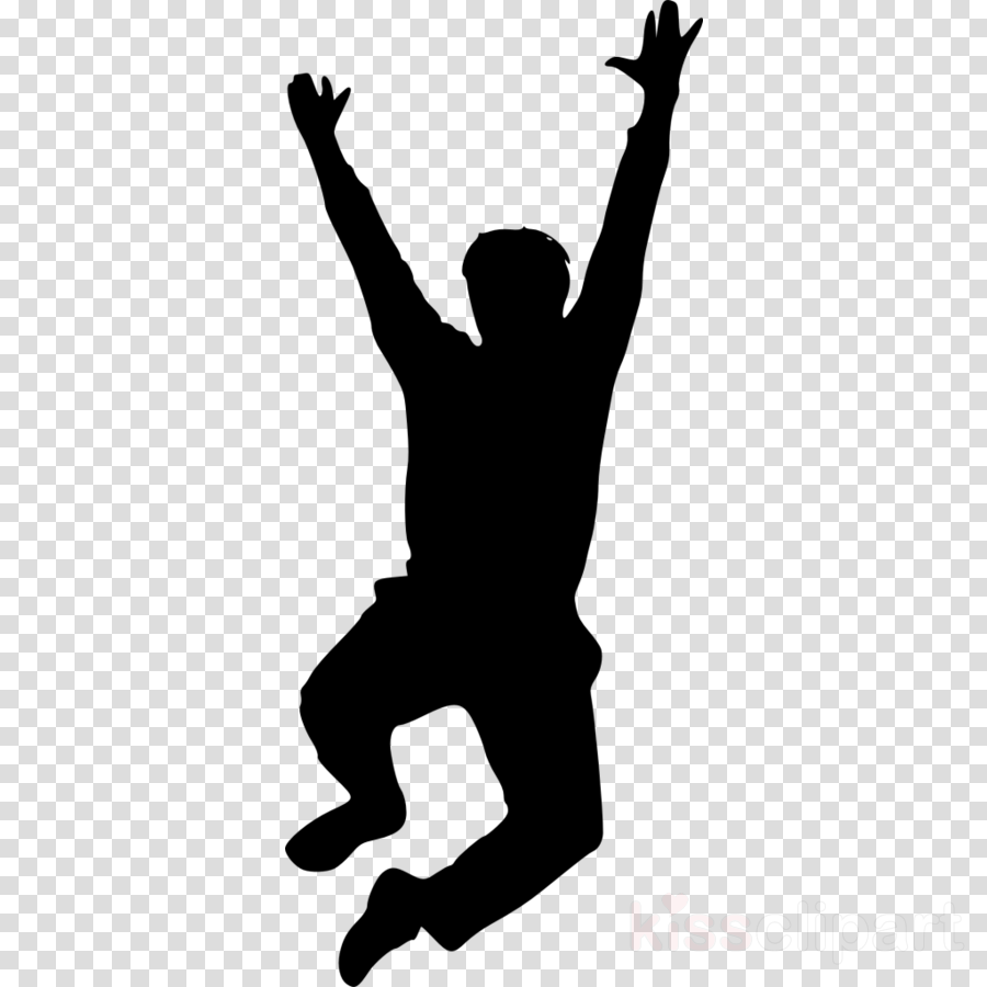Portable Network Graphics Silhouette Jumping Image Vector graphics