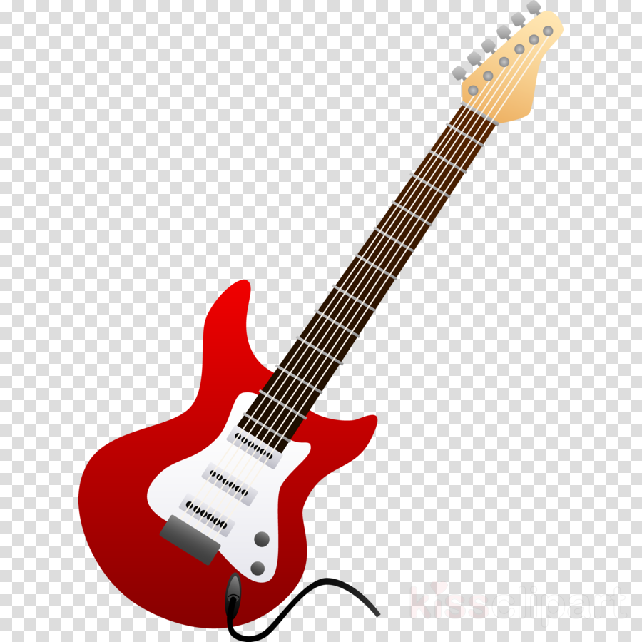 Clip art Electric guitar Bass guitar Vector graphics