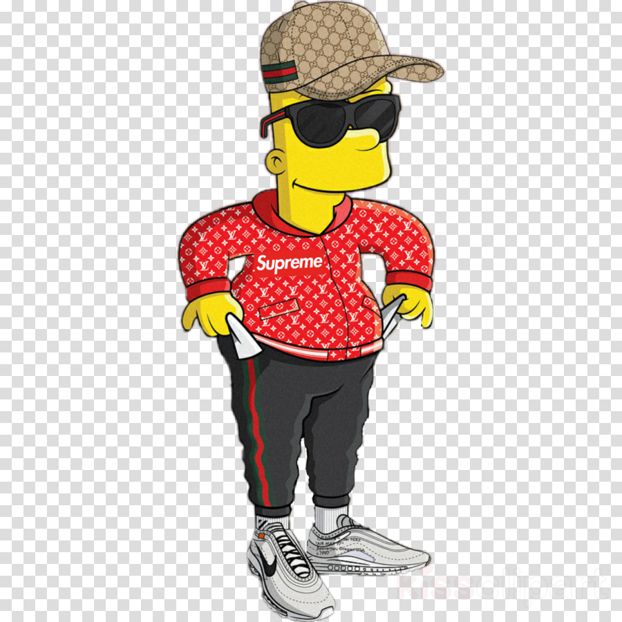 Bart Simpson Gucci Stock Photography Transparent Png Image