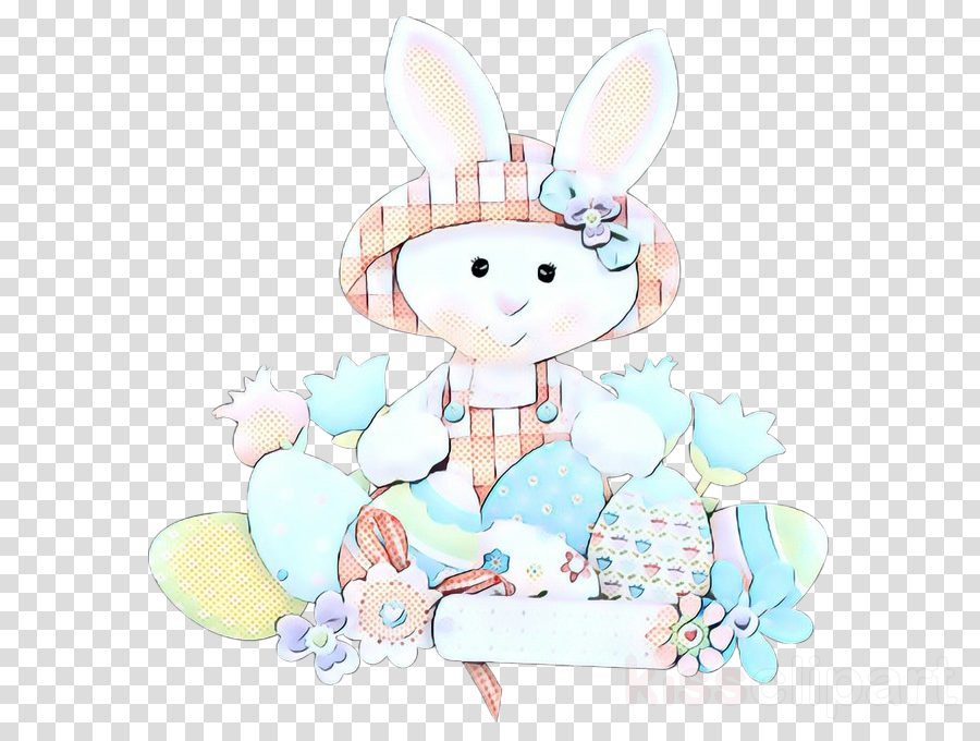 Easter Bunny Illustration Cartoon Rabbit