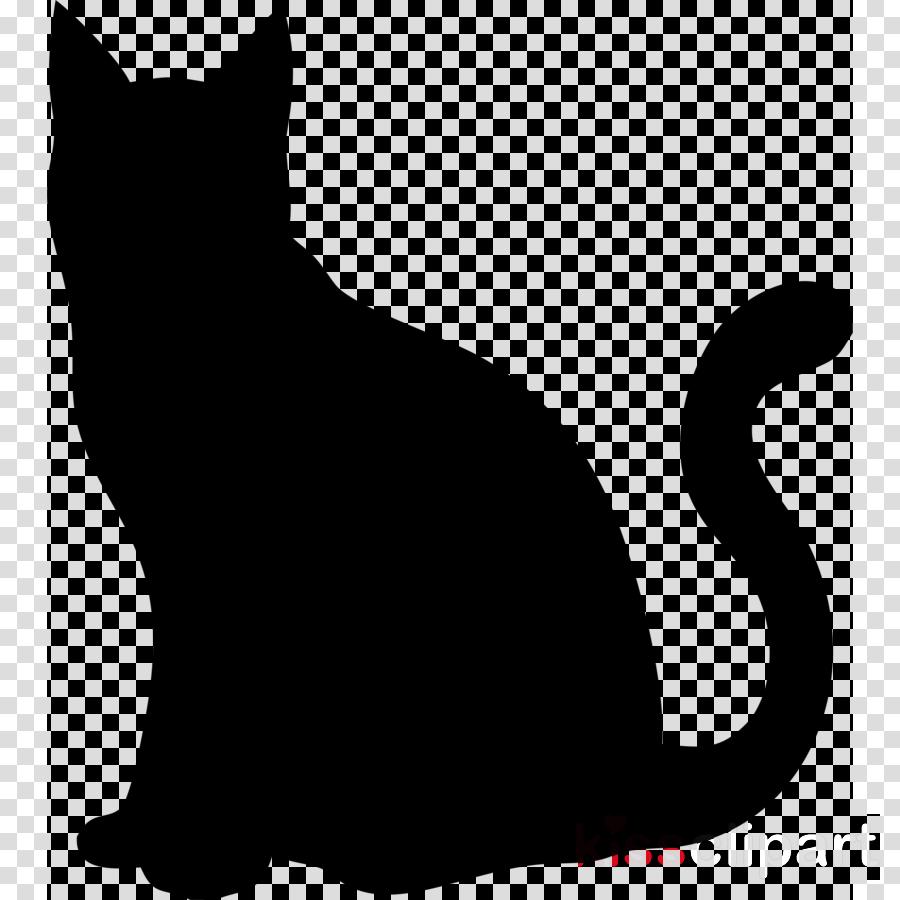 Cat Clip art Silhouette Image Design