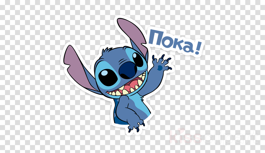 Stitch, Sticker, Vk, transparent png image & clipart free download