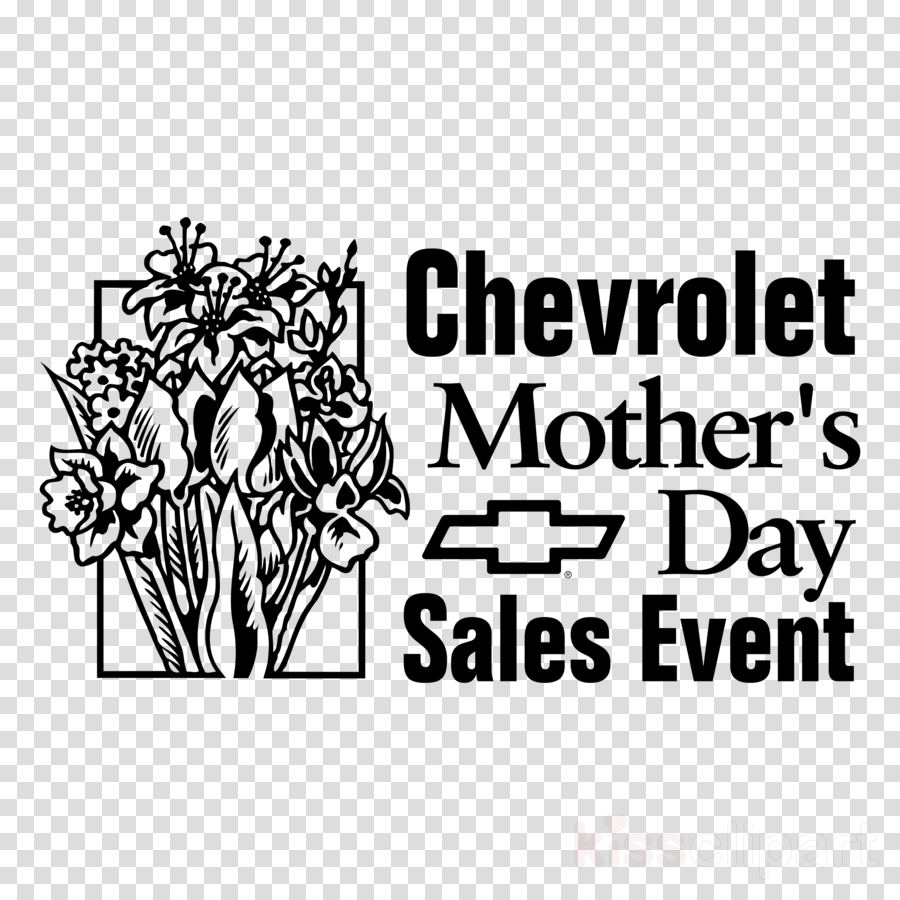 Logo Chevrolet Human Font Mother's Day