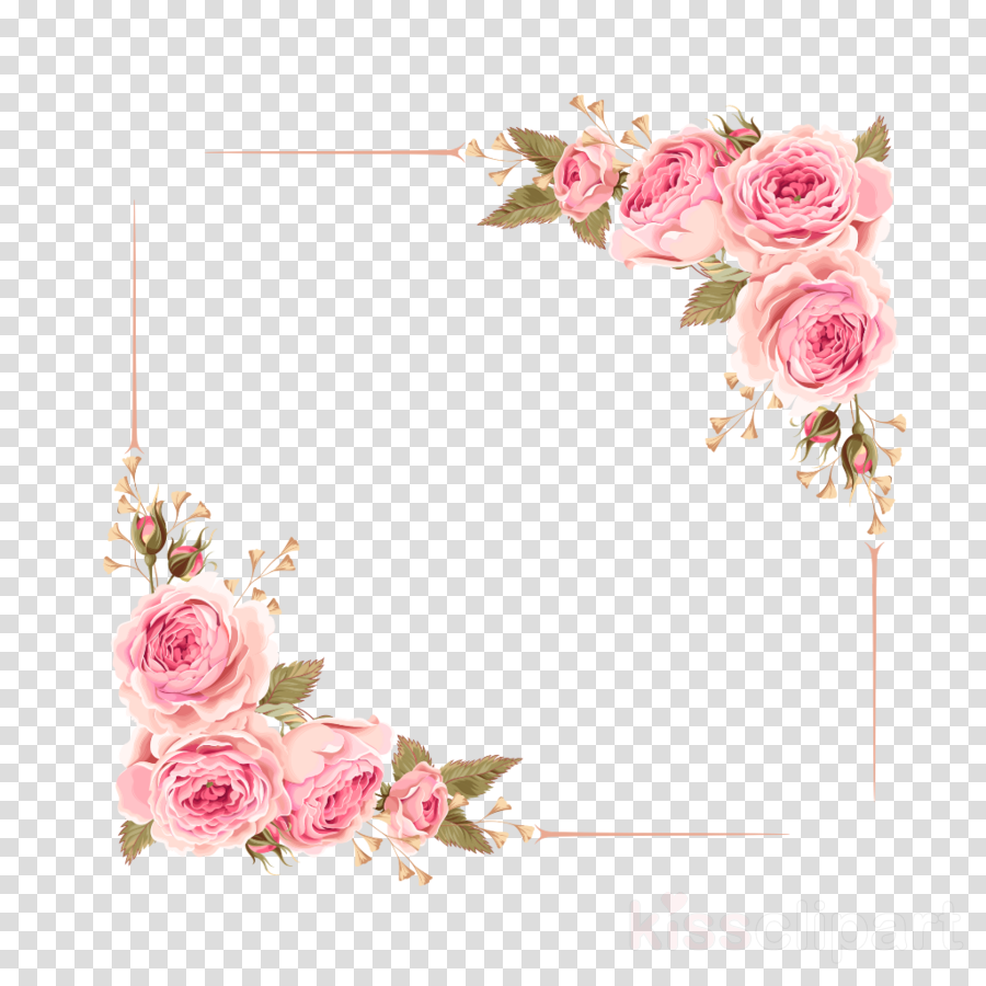 Clip art Pink flowers Rose Portable Network Graphics
