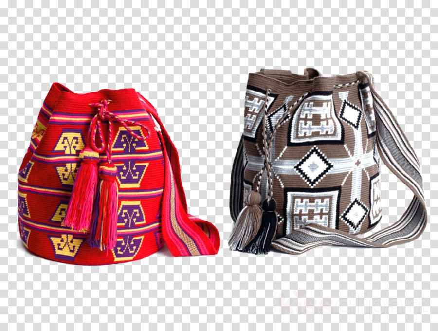 Arhuaca mochila Wayuu people Backpack Handbag Handicraft