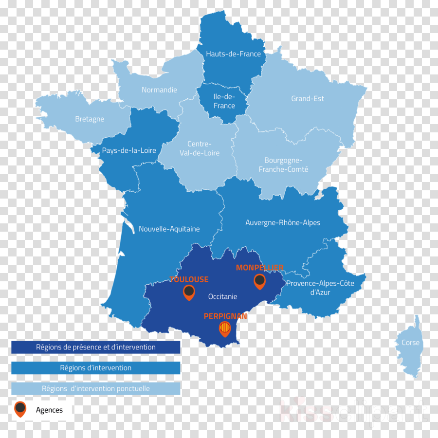 Map Of France Kisses.France Regions Of France Map Transparent Png Image Clipart Free