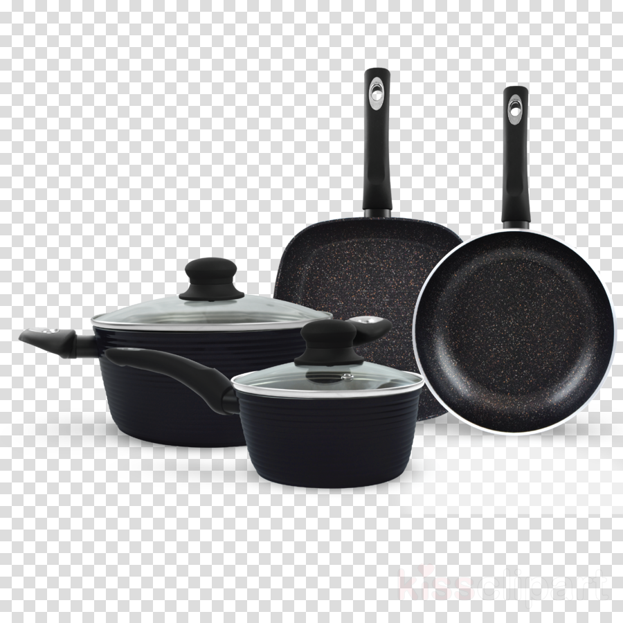 Frying pan Cookware Non-stick surface Kitchen utensil Cooking Ranges