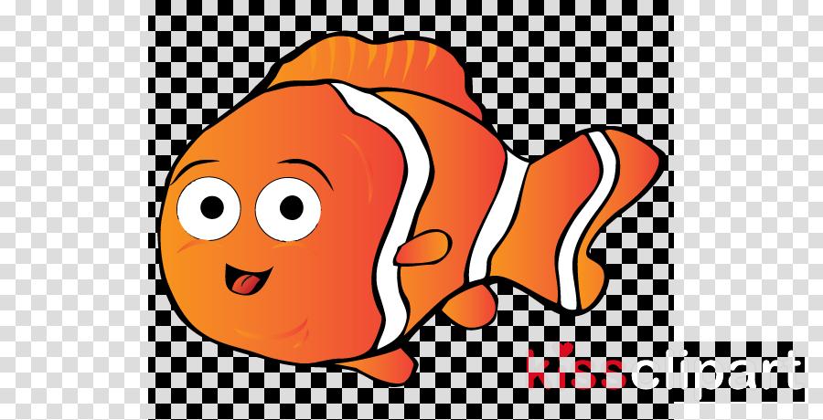 Clownfish Ocellaris Clownfish Cartoon Transparent Png Image