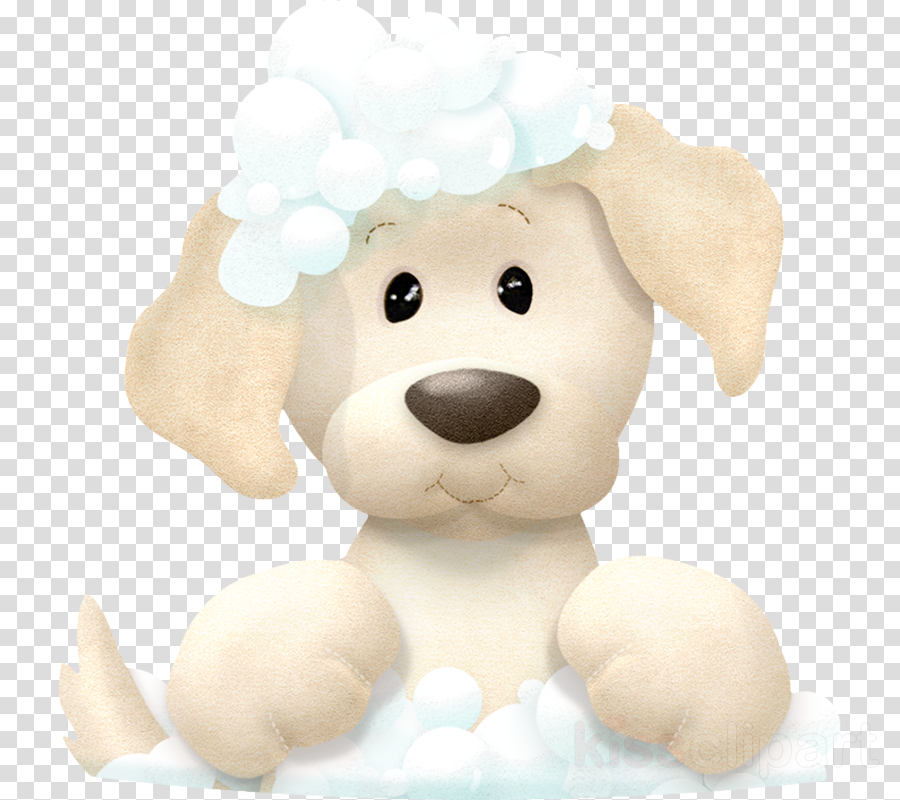 Puppy Clip art Poodle Bathing Image
