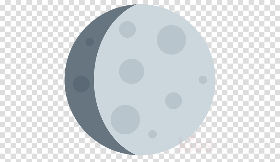 Emoji Lunar phase Moon Lunar eclipse Crescent