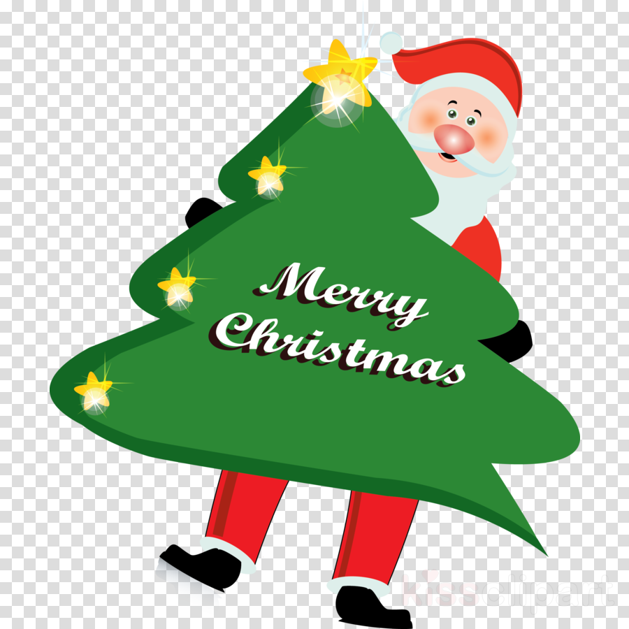Christmas tree Santa Claus Clip art Christmas ornament Christmas Day