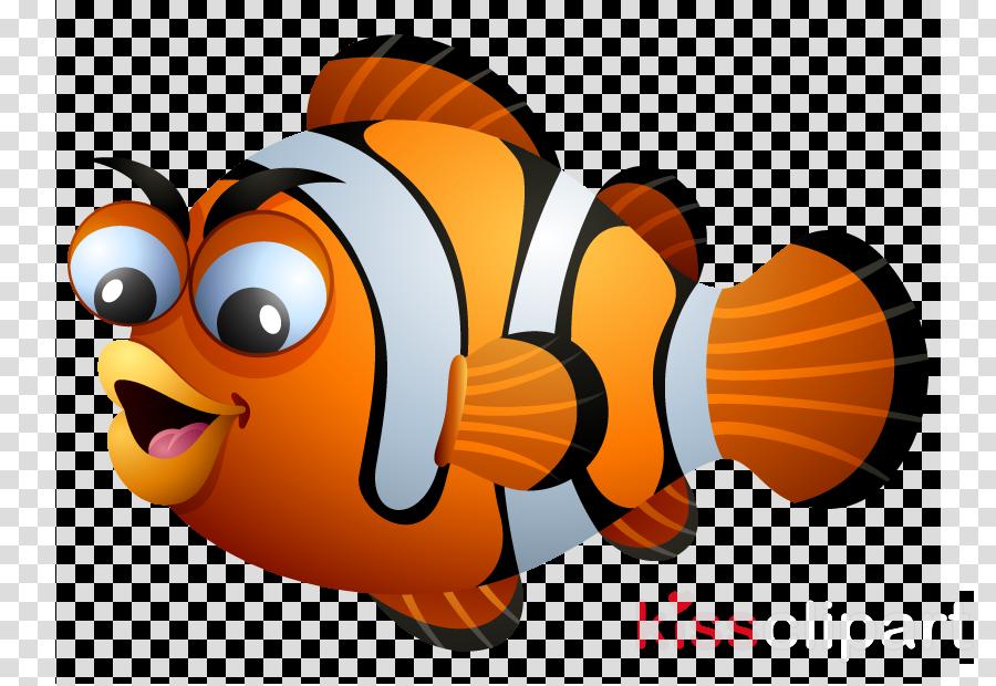Clownfish Cartoon Drawing Transparent Png Image Clipart Free