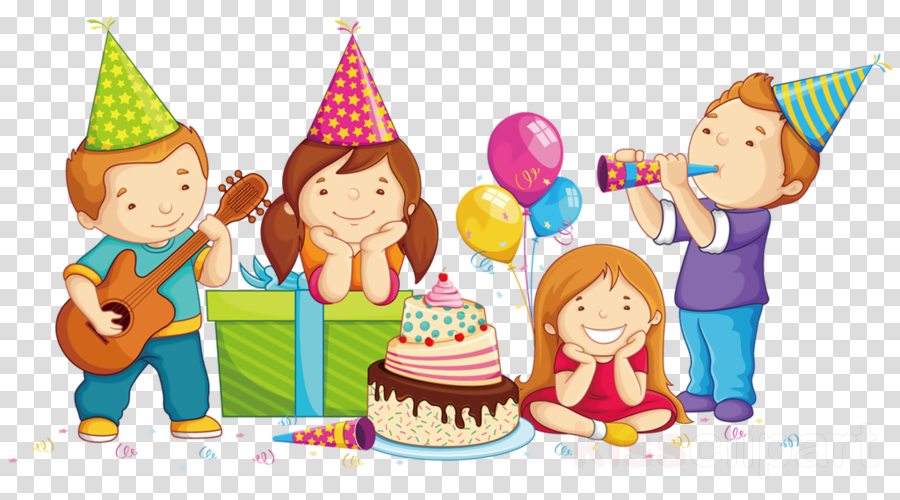 Clip art Vector graphics Birthday Party Illustration
