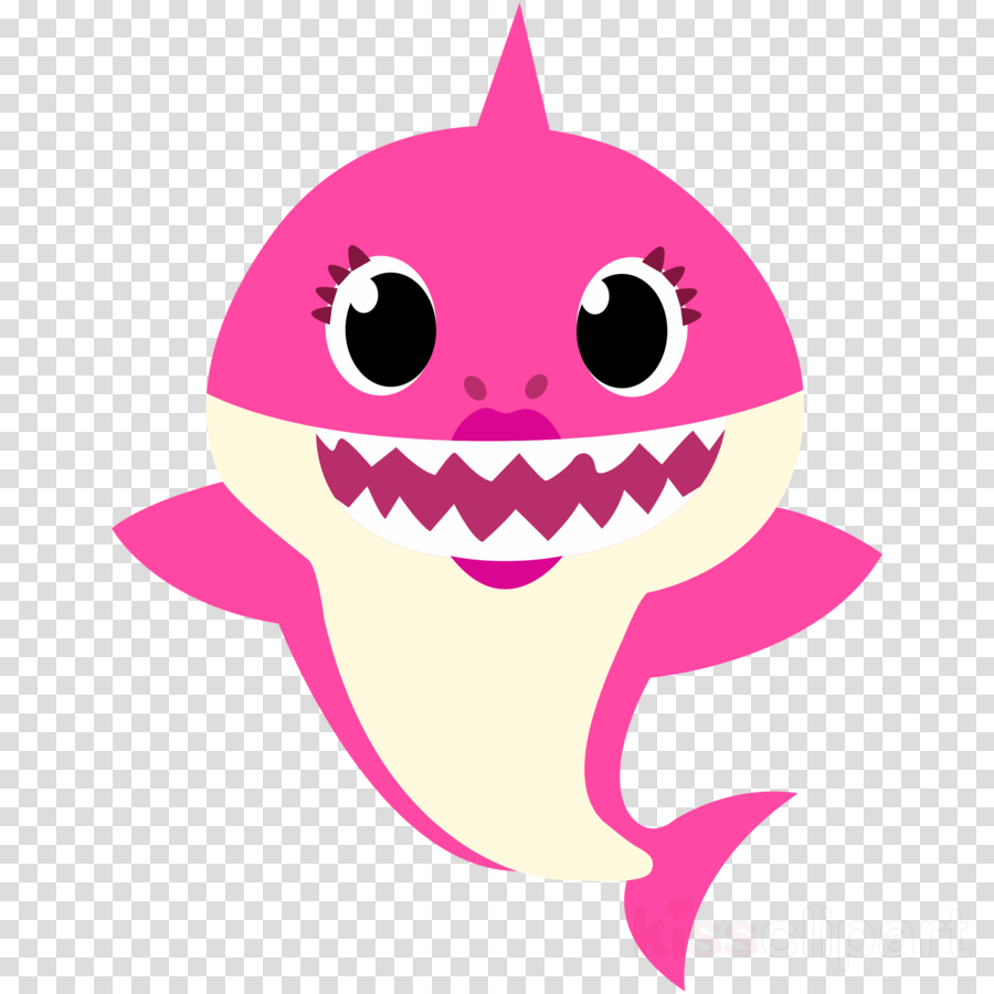 Baby Shark Party! Pinkfong Portable Network Graphics Clip art