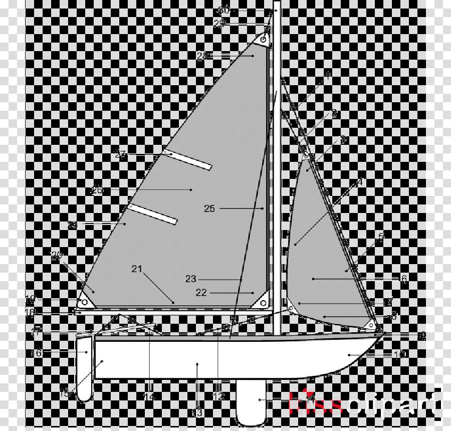 sailboat diagram sailing ship