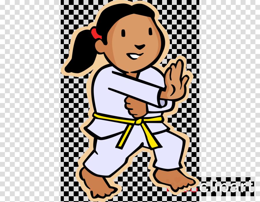 Karate Martial arts Vector graphics Clip art Taekwondo