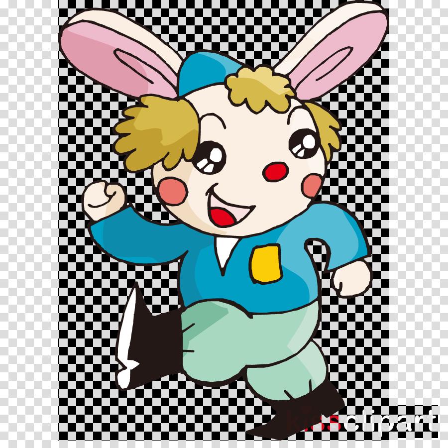 Hare Rabbit Bugs Bunny Clip art Image