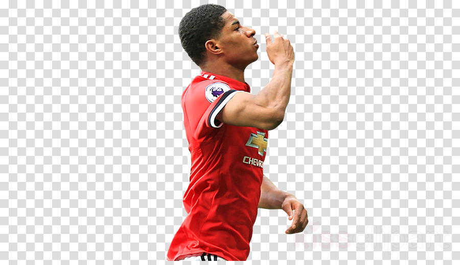 competitive price 1f822 954dc Marcus Rashford, Manchester United Fc, Jersey, transparent ...