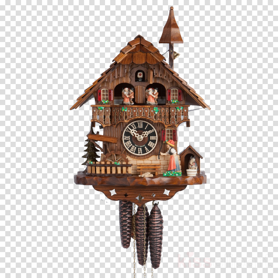 Cuckoo clock Common cuckoo Black Forest Alarm Clocks