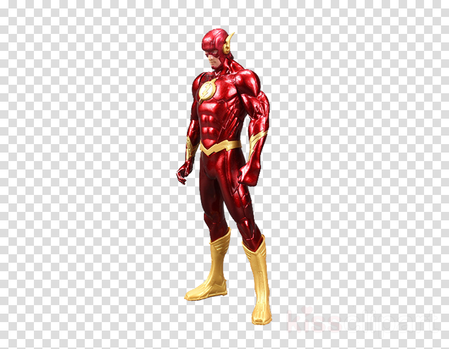Flash (Barry Allen) Superman BIG-Figs Tribute Series DC Originals 18-Inch Action & Toy Figures