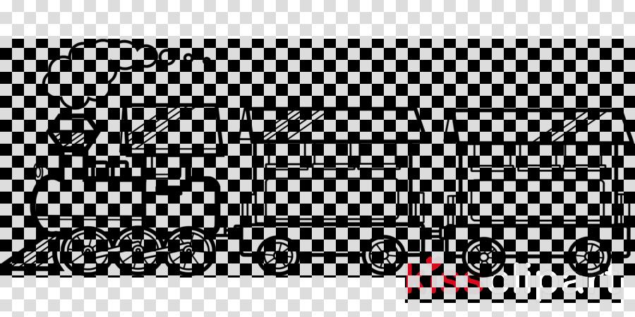 Train Coloring book Image Steam locomotive Rail transport
