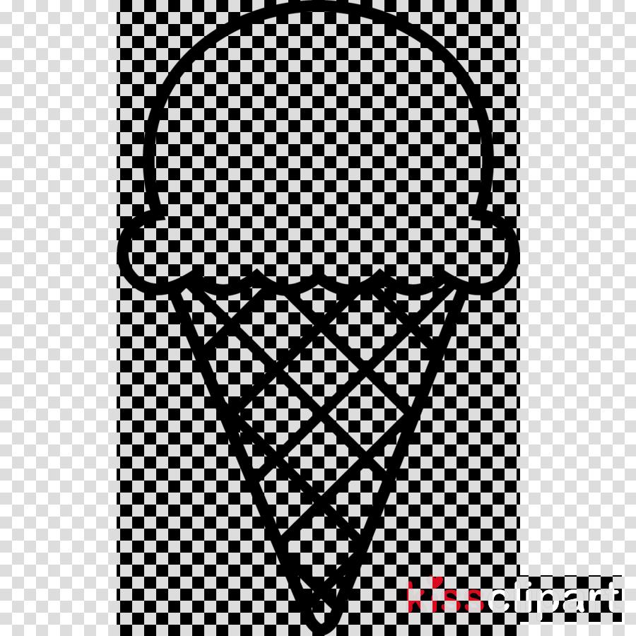 Ice Cream Cones Waffle Sundae