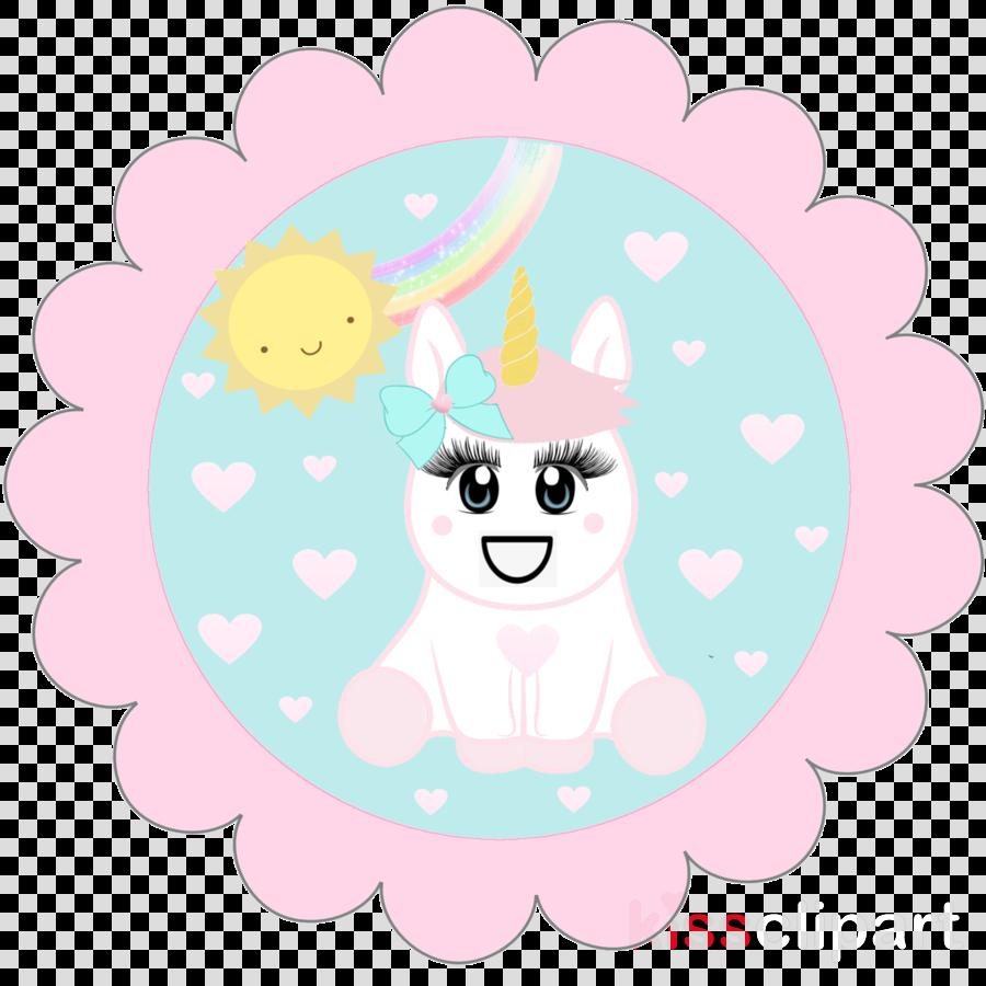 Unicorn Party My Little Pony Cupcake