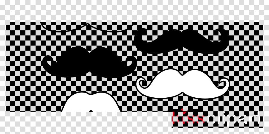 Moustache Coloring book Beard Lips Doodle