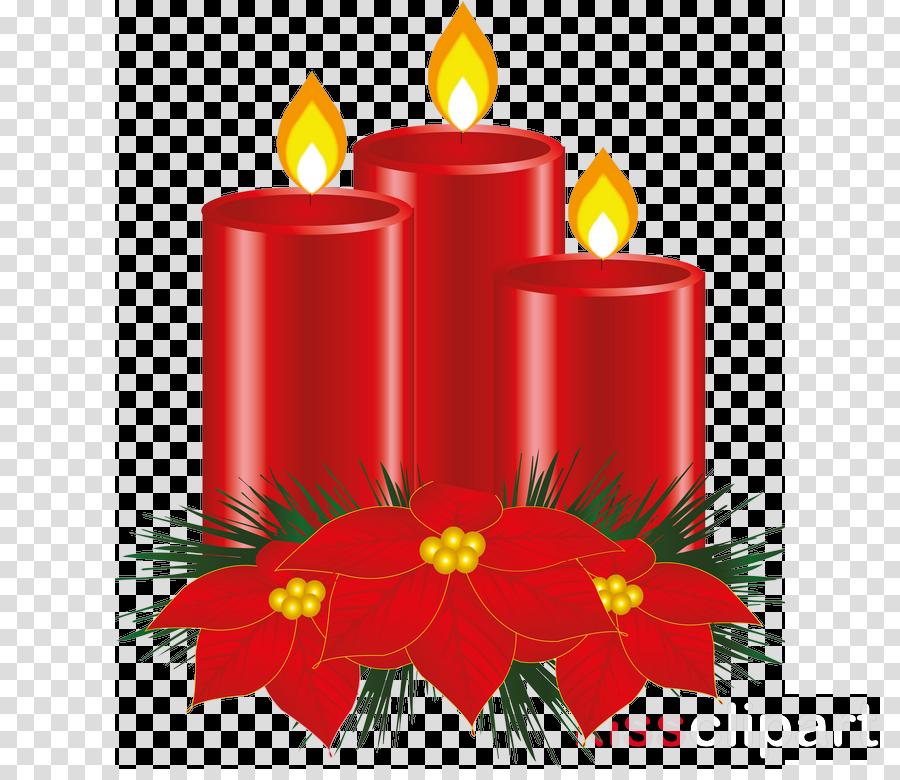 Santa Claus Christmas Day Christmas decoration Christmas tree Candle