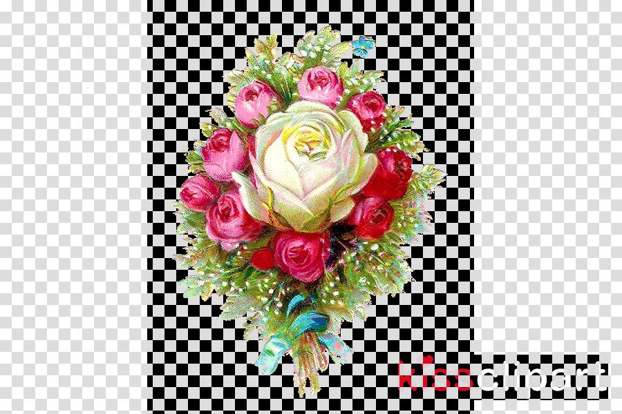 Flower bouquet Floral design Rose Clip art