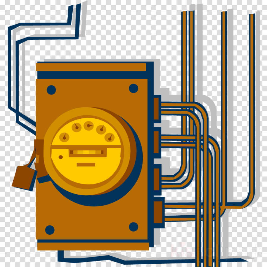 Electricity Technology Utility submeter Public utility Logo