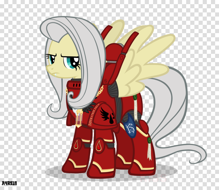 Warhammer 40,000 Space Hulk: Vengeance of the Blood Angels Pony Fluttershy