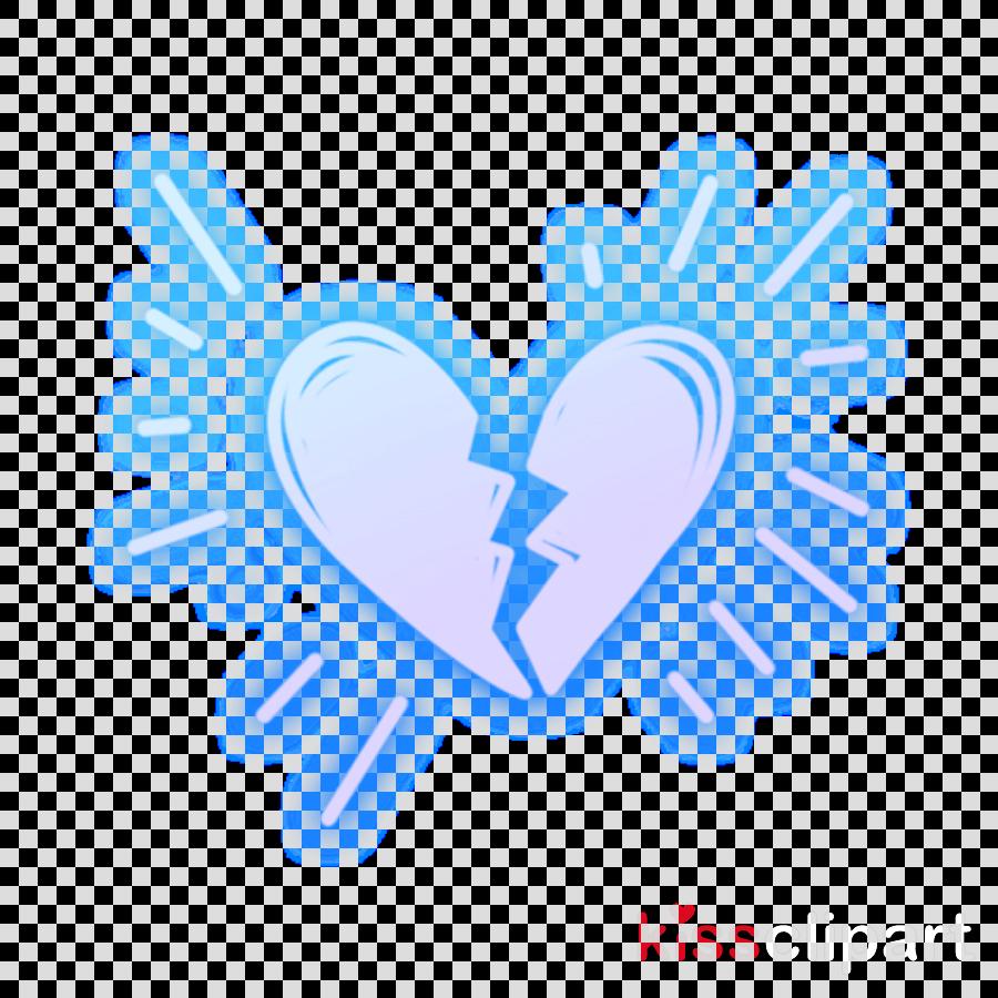 Download Love Broken heart PicsArt Photo Studio Neon lighting