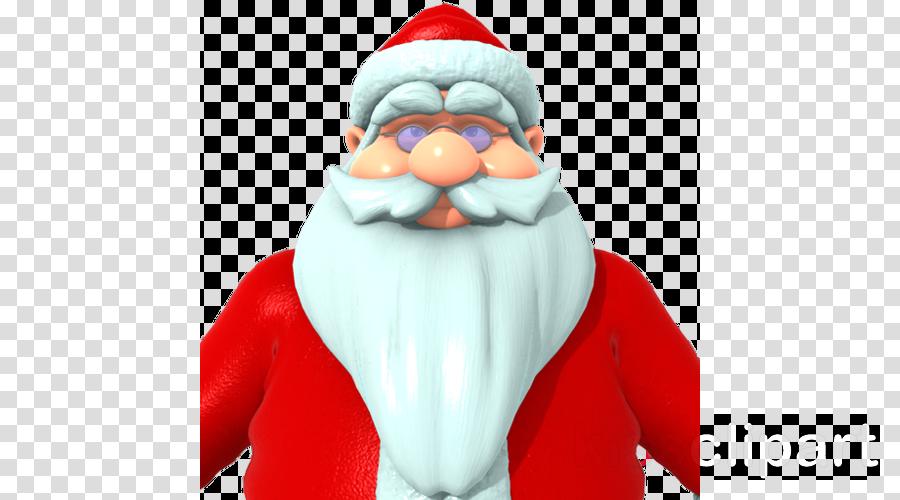 Santa Claus (M) Christmas ornament Christmas Day