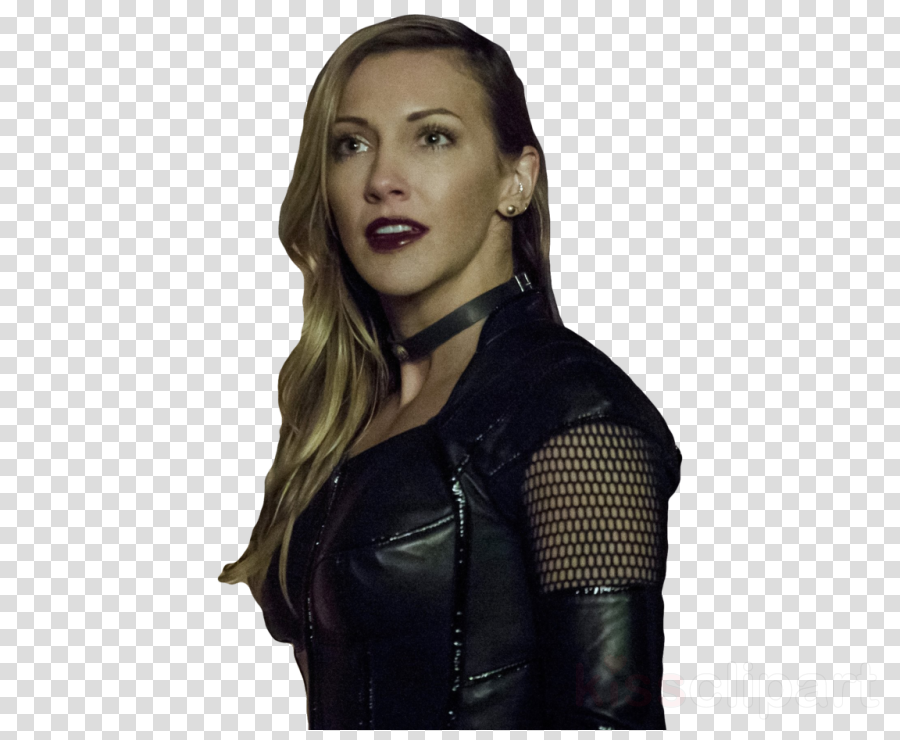 Katie Cassidy Black Canary Green Arrow Oliver Queen