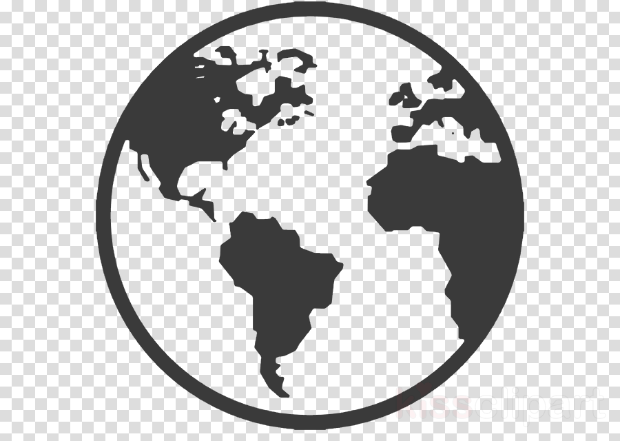 Earth Vector graphics Illustration Black and white