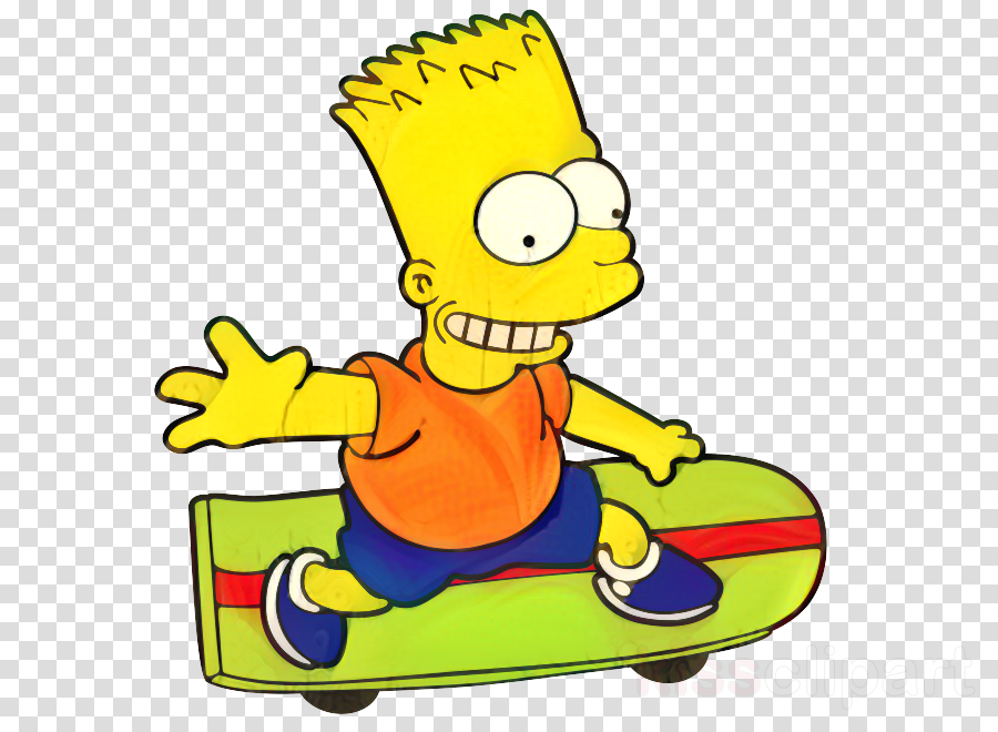 Lisa Simpson Bart Simpson The Simpsons Skateboarding Maggie Simpson Homer Simpson